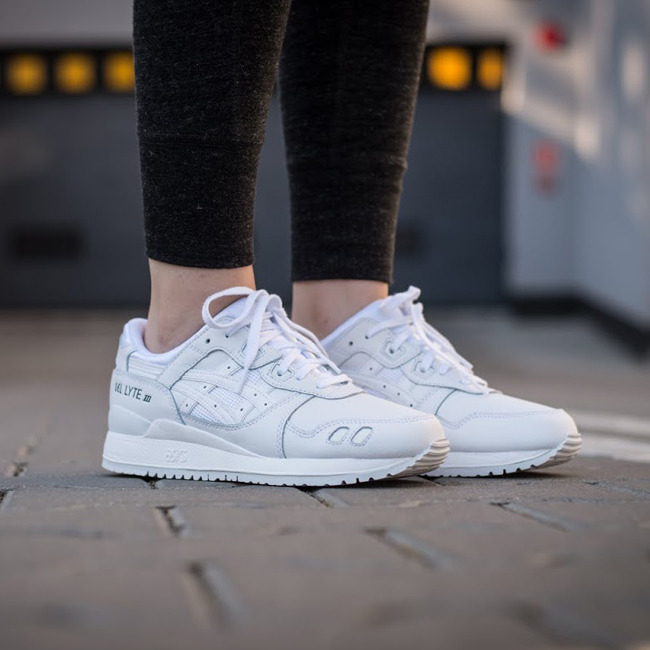 asics cove gel lyte 3 white rose