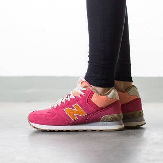Buty damskie sneakersy New Balance WH574WB
