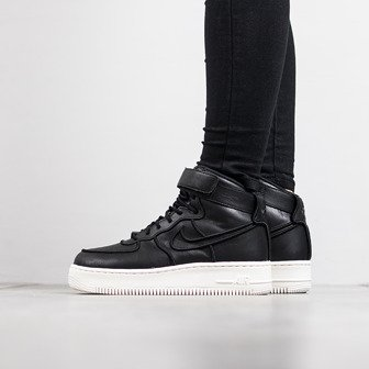 Buty damskie sneakersy Nike Air Force 1 Upstep HI SI 881096 001