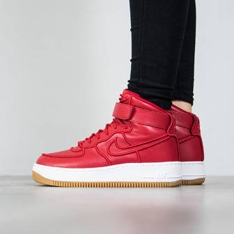 Buty damskie sneakersy Nike Air Force 1 Upstep Hi Si 881096 600