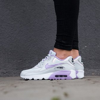 Buty damskie sneakersy Nike Air Max 90 Se Ltr (GS) 859633 002