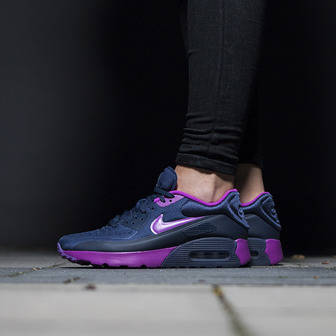 Buty damskie sneakersy Nike Air Max 90 Ultra SE (GS) 844600 400