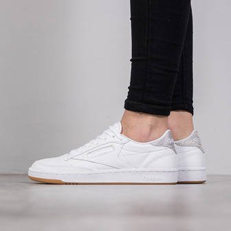 "Buty damskie sneakersy Reebok Club C 85 ""Diamond Pack"" BD4427"
