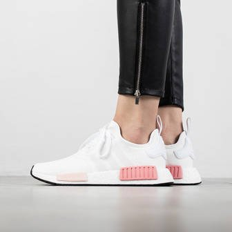 "Buty damskie sneakersy adidas Originals NMD_R1 ""White Rose"" BY9952"
