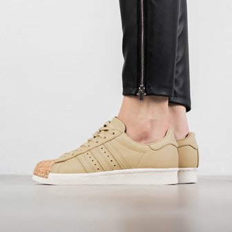 Buty damskie sneakersy adidas Originals Superstar 80s Cork BA7604