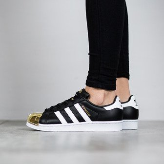 Buty damskie sneakersy adidas Originals Superstar Metal Toe BB5115