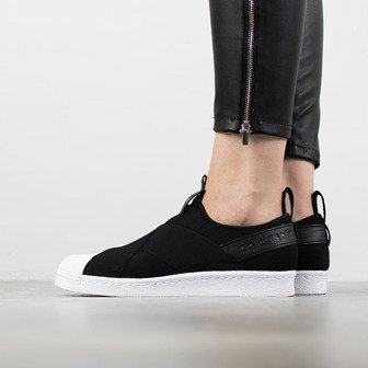 Buty damskie sneakersy adidas Originals Superstar Slip on BZ0112