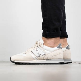 "Buty męskie sneakersy New Balance X Norse Projects ""Lucem Hafnia"" M770NC"
