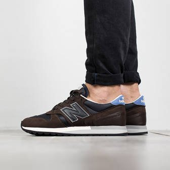 "Buty męskie sneakersy New Balance x Norse Projects ""Lucem Hafnia"" M770NP"