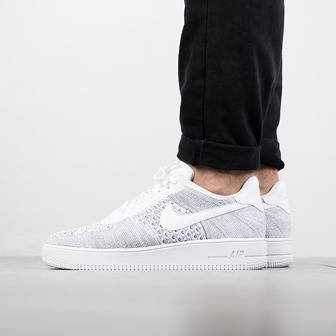 Buty męskie sneakersy Nike Air Force 1 Ultra Flyknit Low 817419 006