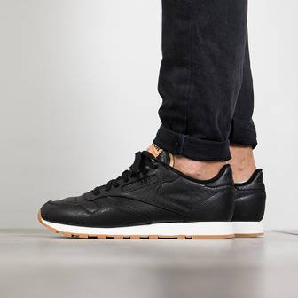 "Buty męskie sneakersy Reebok Classic Leather ""Boxing Pack"" BD4893"