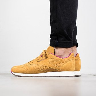 "Buty męskie sneakersy Reebok Classic Leather PB & J ""Munchies Pack"" BD1926"