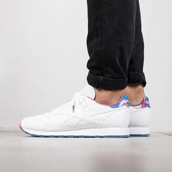 "Buty męskie sneakersy Reebok Classic Leather Slushie ""Munchies Pack"" BD4888"
