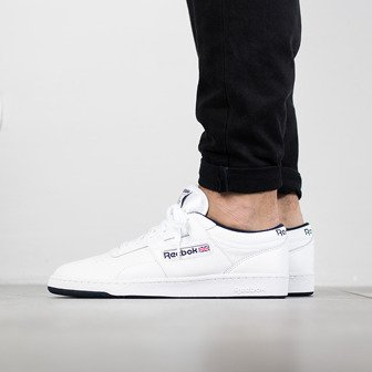Buty męskie sneakersy Reebok Club Workout Court Basic BS6186