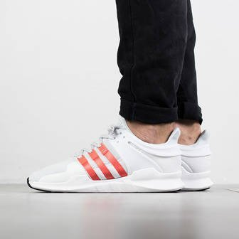 "Buty męskie sneakersy adidas Originals Equipment Support Adv ""Clear Grey / Bold Orange"" BY9581"