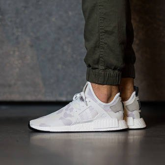 "Buty męskie sneakersy adidas Originals NMD_XR1 ""Duck Camo Pack"" Footwear White BA7233"