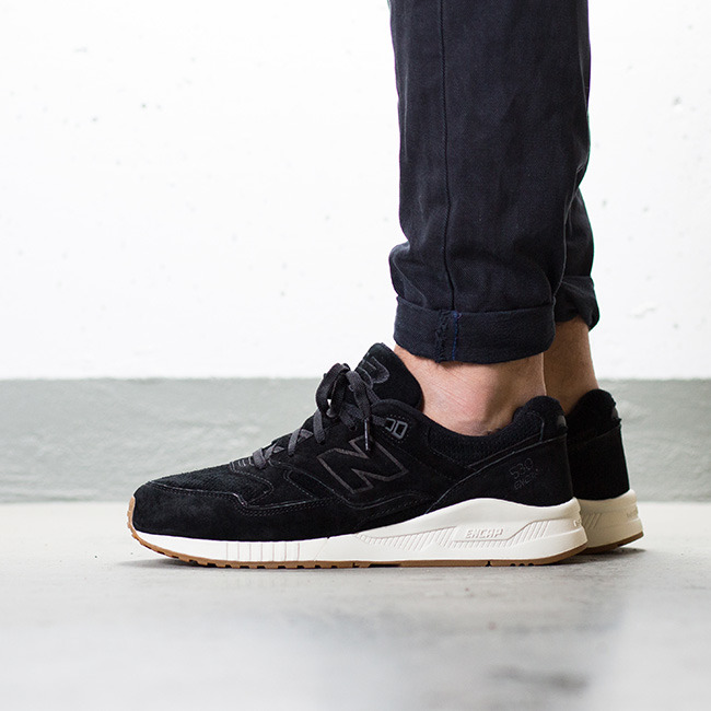 new concept 053fb f0918 new balance 530 lux suede