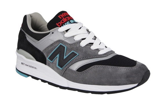 BUTY MĘSKIE SNEAKERSY NEW BALANCE MADE IN USA ROCKABILLY PACK M997CGB