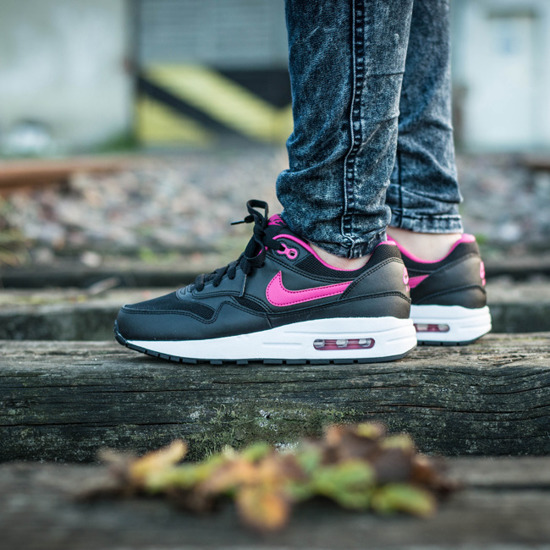 BUTY NIKE AIR MAX 1 (GS) 807605 006