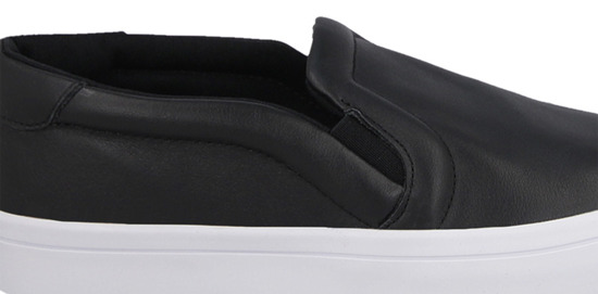 Buty damskie sneakersy Adidas Originals CourtVantage Slip On S75167