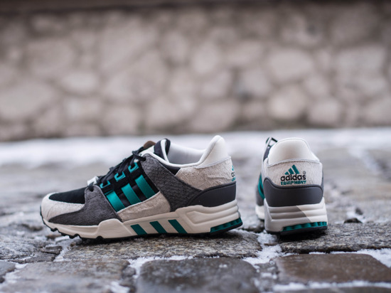 Buty damskie sneakersy Adidas Originals Equipment Running Support 93 S78910