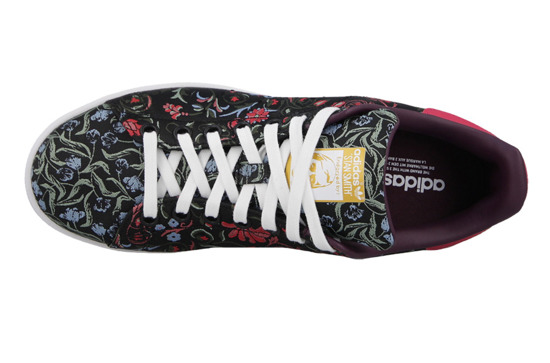 "Buty damskie sneakersy Adidas Originals Stan Smith ""Flower Pack""S77347"
