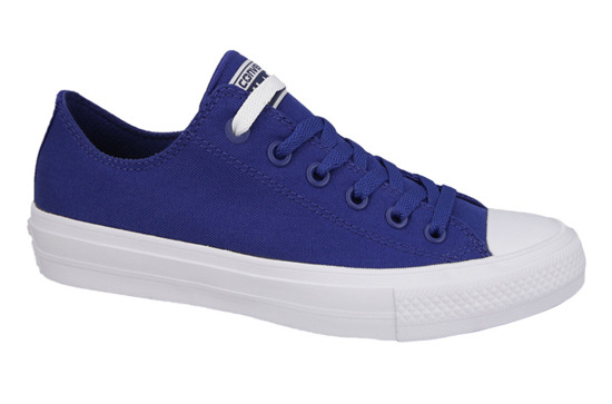 Buty damskie sneakersy Converse Chuck Taylor All Star II OX Sodalite 150152C