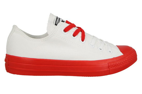 "Buty damskie sneakersy Converse Chuck Taylor All Star OX ""Color Rubber"" 156776C"
