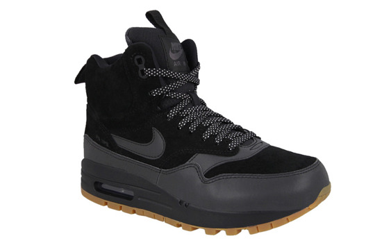 Buty damskie sneakersy Nike Air Max 1 MID Sneakerboot 685267 003