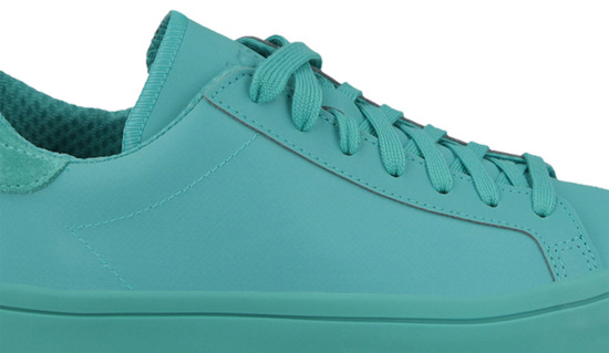 "Buty damskie sneakersy adidas adiColor Court Vantage ""So Bright Pack"" S80256"