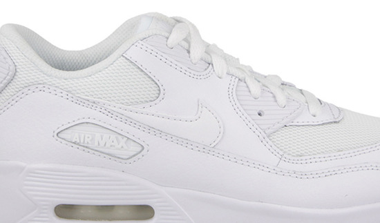 Buty dziecięce sneakersy Nike Air Max 90 Mesh (PS) 833420 100