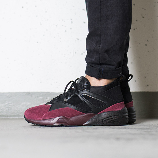 Buty męskie sneakersy Puma Blaze Of Glory Sock Halloween 363547 01