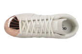 Buty damskie koturny sneakersy Adidas Originals Superstar Up Metal Toe S79384