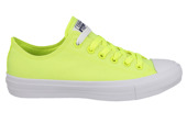 Buty damskie sneakersy Converse Chuck Taylor All Star II OX Volt 150160C