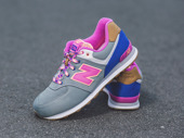 "Buty damskie sneakersy New Balance ""Expedition Pack"" KL574E9G"