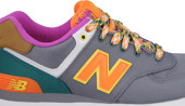 "Buty damskie sneakersy New Balance ""Expedition Pack"" WL574EXC"