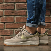 Buty damskie sneakersy Nike Air Force 1 '07 Premium Suede 818595 200
