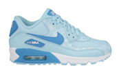 Buty damskie sneakersy Nike Air Max 90 Premium Leather (GS) 724871 400