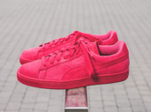 Buty damskie sneakersy Puma Suede Classic+ Colored 360584 02
