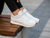 "Buty damskie sneakersy Reebok Classic Leather ""Sherpa Pack"" BD1283"