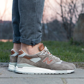 "Buty męskie sneakersy New Balance Made in USA ""Explore by Sea"" M998DBOA"