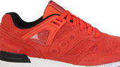 "Buty męskie sneakersy Saucony Grid SD Red ""No Chill Pack"" S70198 1"