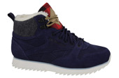 Reebok damskie sneakersy Classic Leather Mid Outdoor AQ9775
