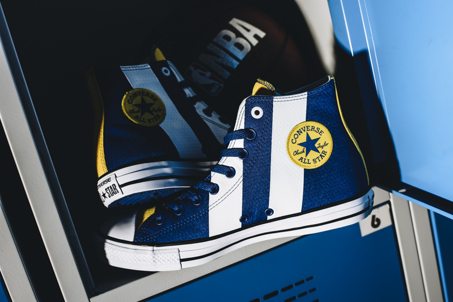 converse chuck nba Los Angeles Lakers