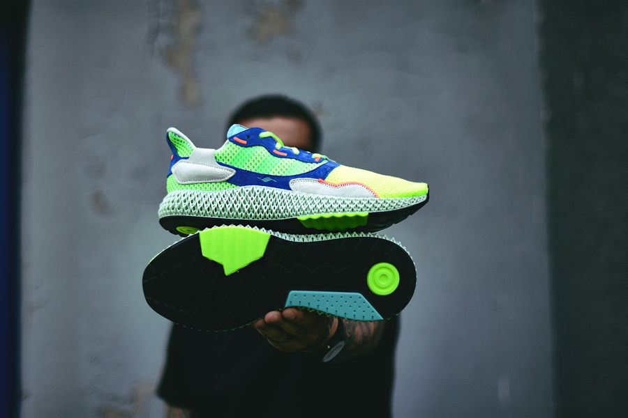Future is now adidas ZX 4000 4D |