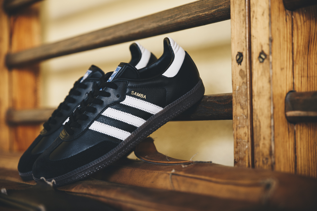 "adidas Samba – legendarny ""Football Casual"""