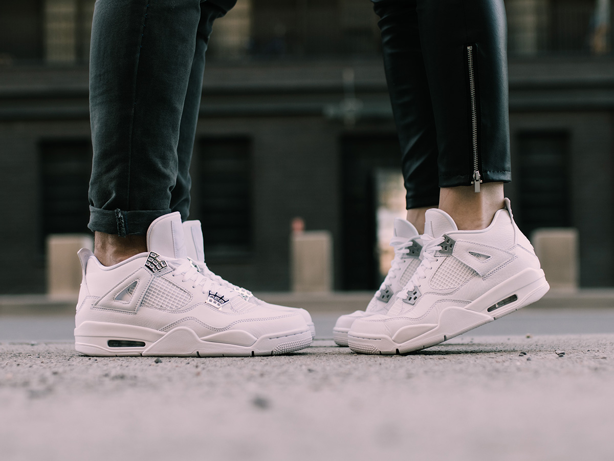 "Powrót Air Jordan IV ""Pure Money"""
