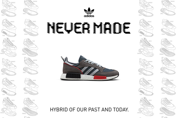 adidas 'Never Made' Pack