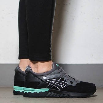 BUTY ASICS GEL LYTE V CASUAL LUX PACK H6D4L 9090