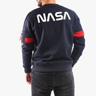Bluza męska Alpha Industries Apollo 15 Sweater 198301 07